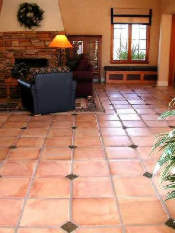 concrete tile