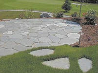 quartzite patio