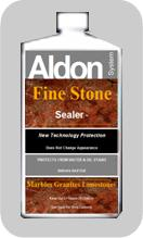 Sealer for limestone and marble