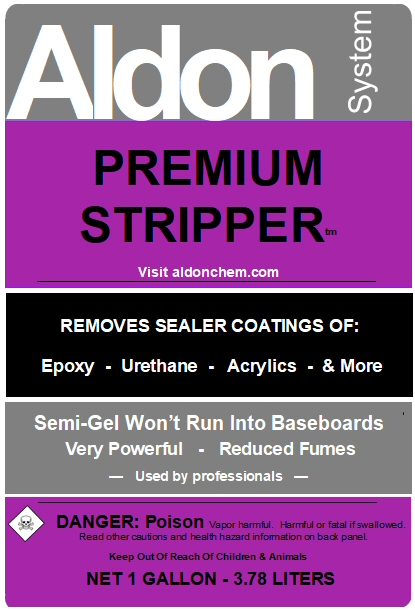 removes all sealers